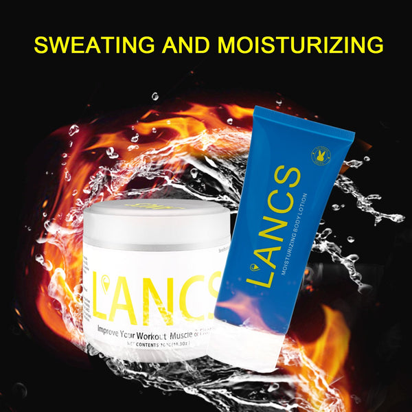 LANCS Moisturizing Body Cream