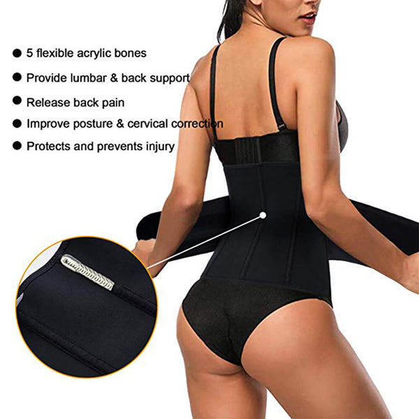 Waist Trainer Sauna Effect for Women Weight Loss