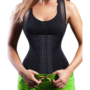 LANCS Women Waist Trainer Vest Breathable Tank Top