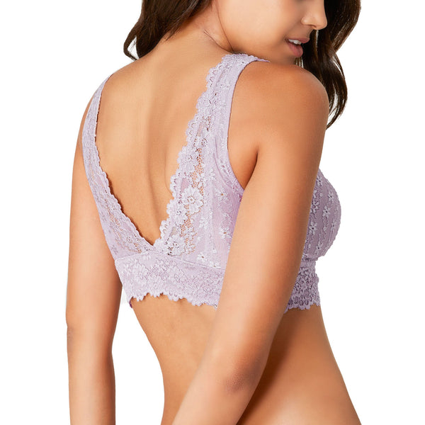 Sexy lace bra lingerie with front clasp and zipper