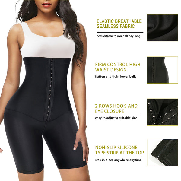 LANCS  Women Waist Trainer Tummy Control Butt Lifter