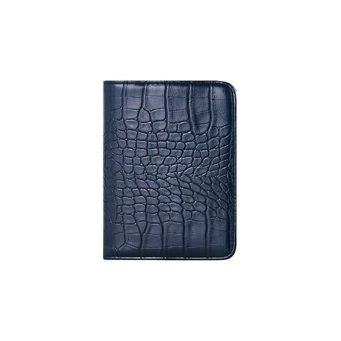 NEW YORK PASSPORT HOLDER NAVY