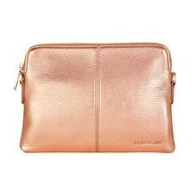 BOWERY WALLET METALLIC ROSE