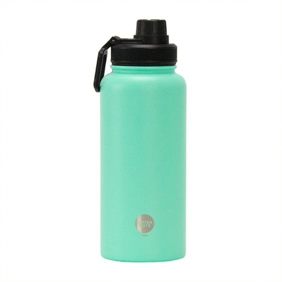 WATERMATE STAINLESS DRINK BOTTLE MINT 950ML