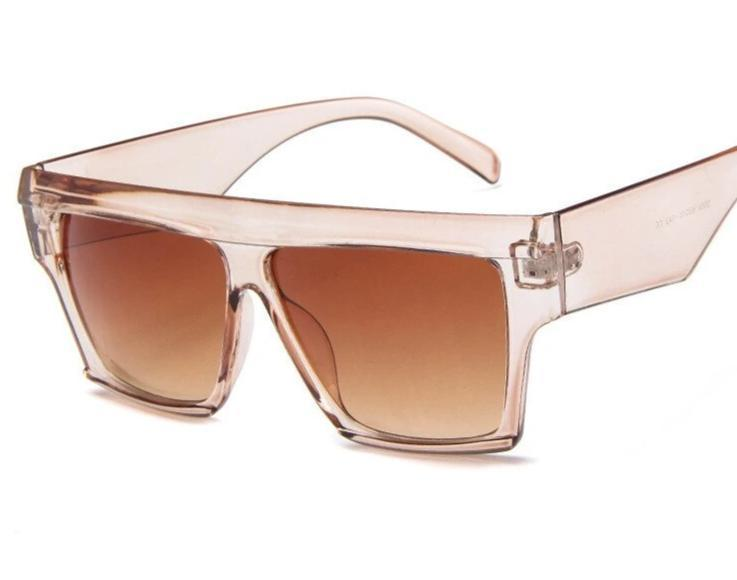 Ajay Devgan Oversized Square Sunglasses For Men And Women-SunglassesTrendz