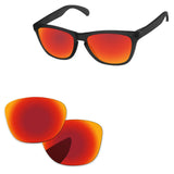 Red Mirror Polarized Sunglasses For Men And Women -SunglassesTrendz