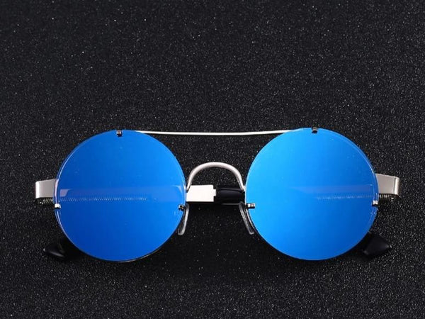 New Stylish Round Shades For Men And Women-SunglassesTrendz