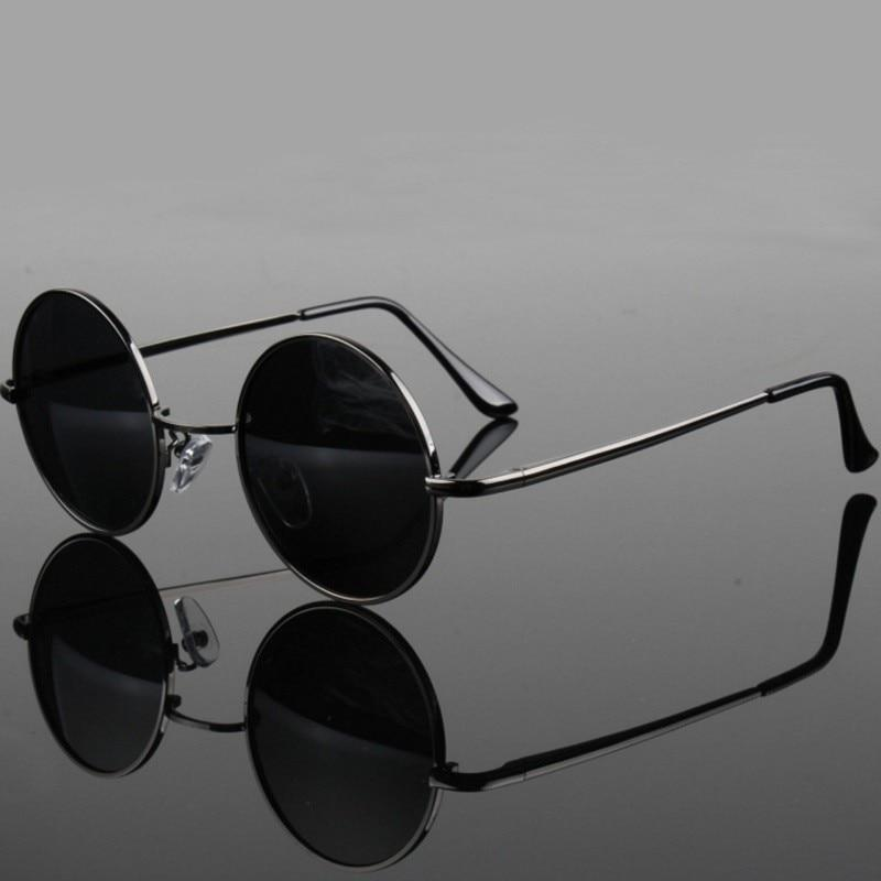 Stylish Vintage Round Sunglasses For Men And Women -SunglassesTrendz