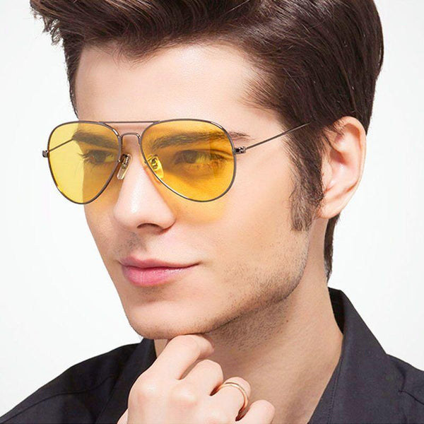 Candy Aviator Sunglasses For Men And Women-SunglassesTrendz