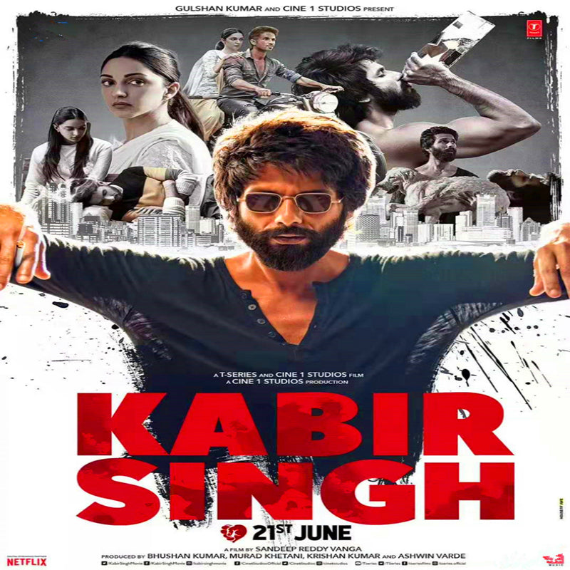 Celebrity Kabir Singh-Shahid Kapoor Sunglasses For Men And Women-SunglassesTrendz