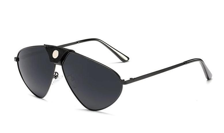New Cool Shield Style Polarized Sunglasses For Men And Women -SunglassesTrendz