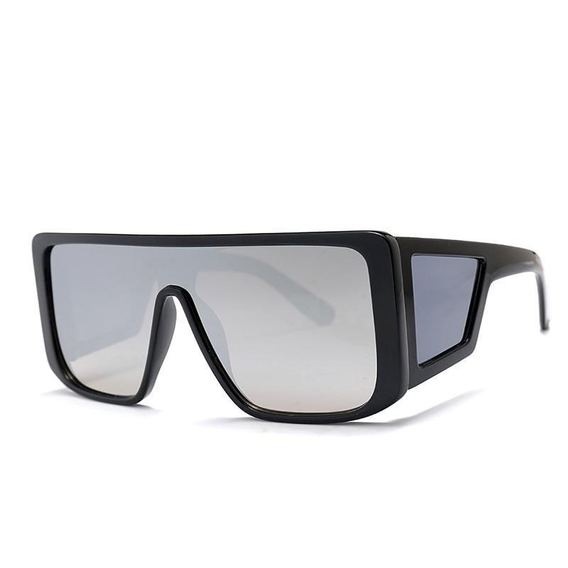 Oversize Celebrity Square Sunglasses For Men And Women