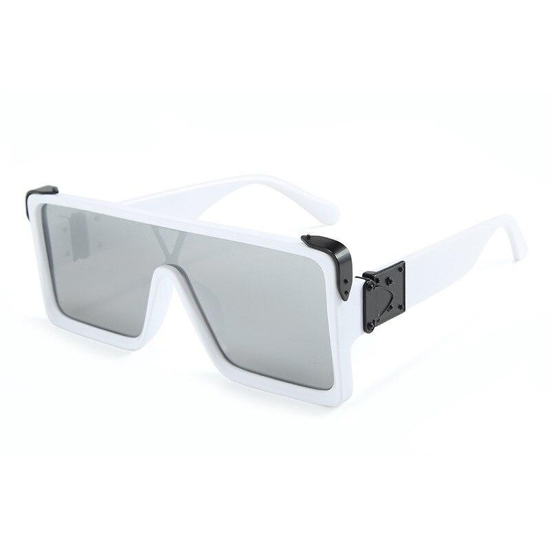 Oversized Square Sunglasses For Men And Women-SunglassesTrendz