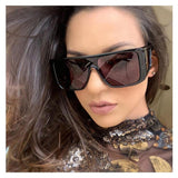 Square Vintage Sunglasses For Men And Women-SunglassesTrendz