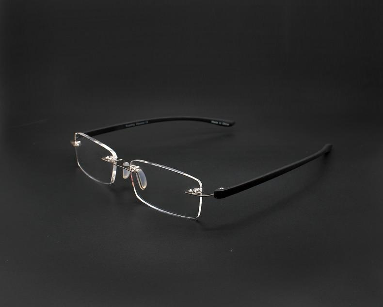 CLASSIC RIMLESS FRAME FOR MEN AND WOMEN - JACK MARC