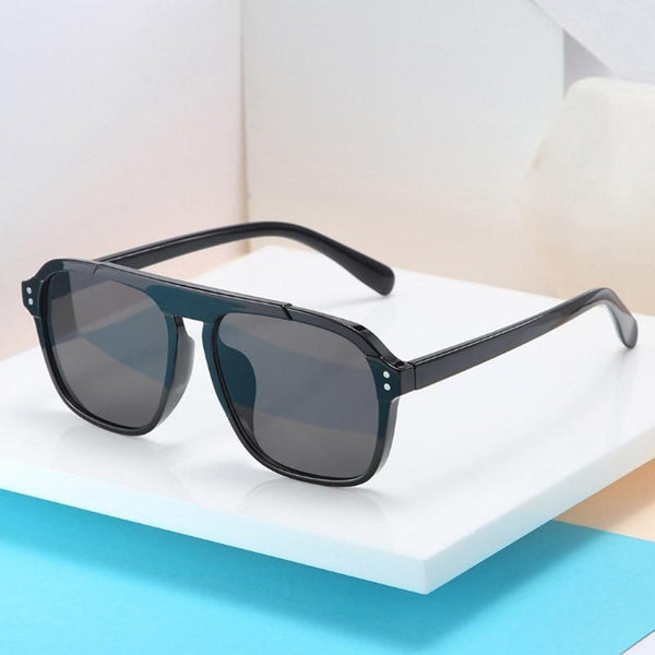 Classic Candy Square Sunglasses For Men And Women-SunglassesTrendz