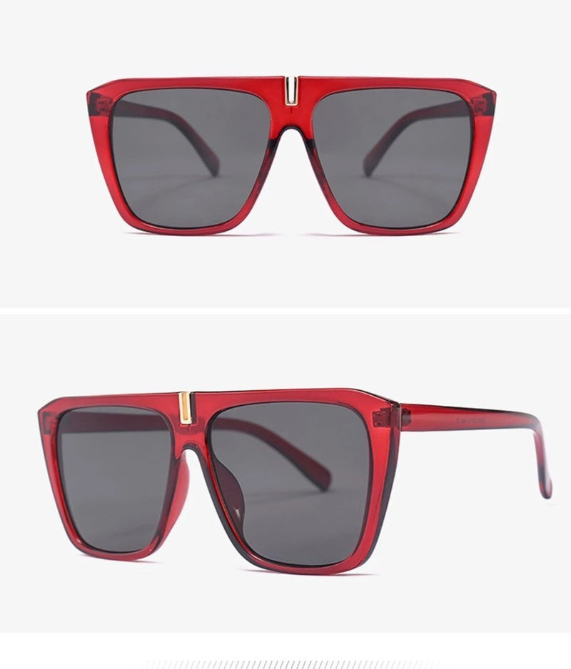 Stylish Trendy Square Sunglasses For Men And Women-SunglassesTrendz