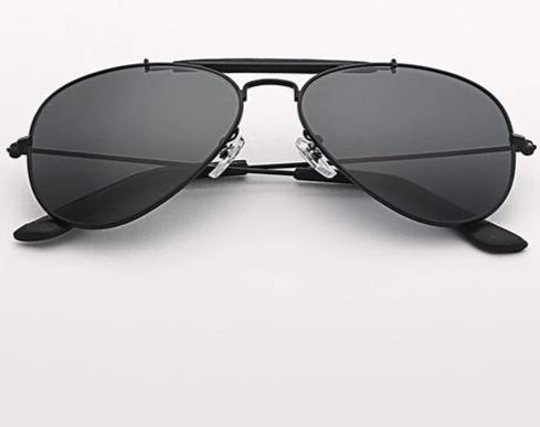 New Stylish Mirror Aviator Sunglasses For Men And Women-SunglassesTrendz