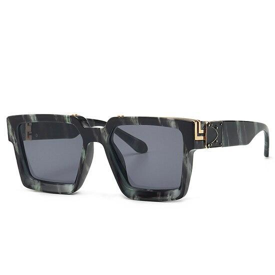Square Oversize Sunglasses For Men And Women