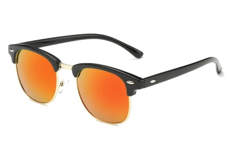 New Stylish Clubmaster Sunglasses For Men And Women-SunglassesTrendz