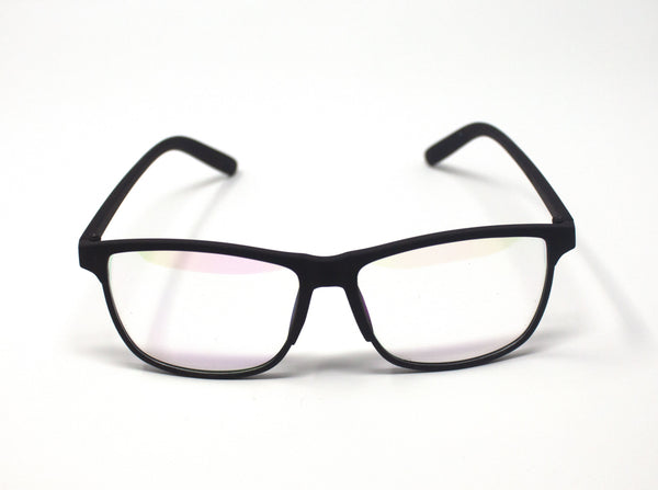 Buy Black Fashion Optical Glasses Spectacle Frame For Men Women