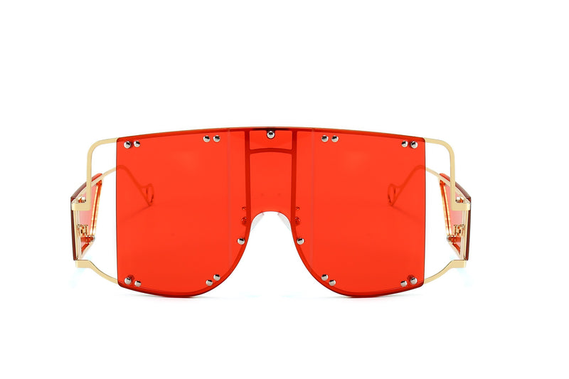 New Celebrity Oversize Sunglasses For Women