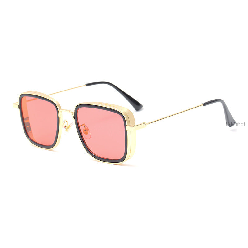 New Stylish Square Candy Sunglasses For Men And Women