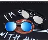 Classic Polarized Clubmaster Sunglasses For Men And Women-SunglassesTrendz