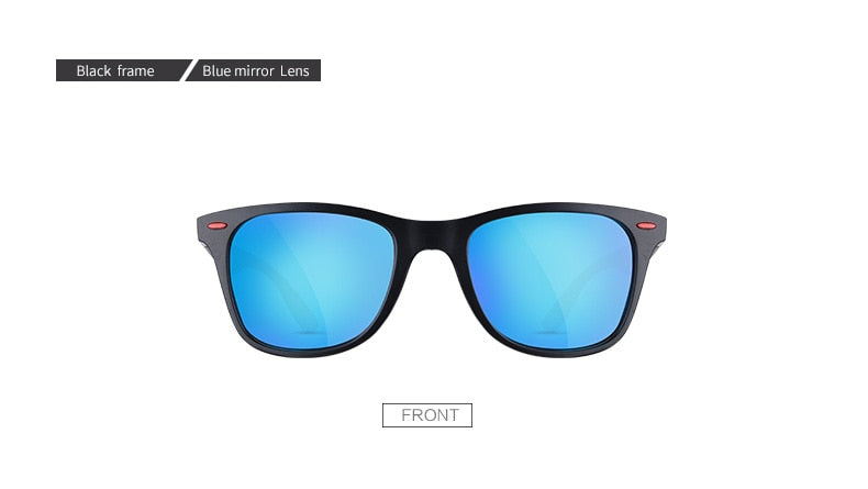Square Wayfarer Sunglasses For Men And Women -SunglassesTrendz