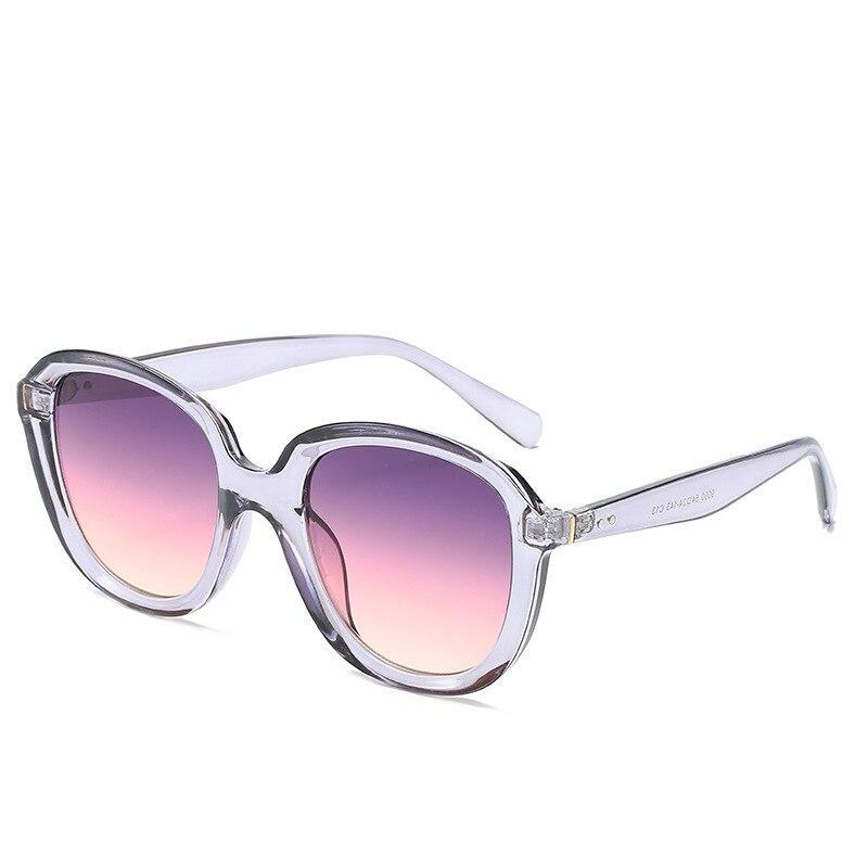 New Stylish Round Frame Sunglasses For Men And Women -SunglassesTrendz