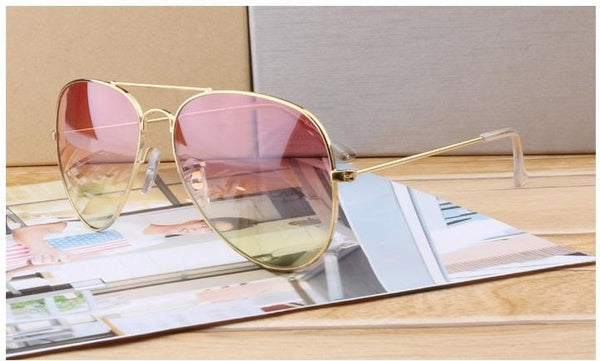Stylish Candy Aviator Sunglasses For Men And Women-SunglassesTrendz