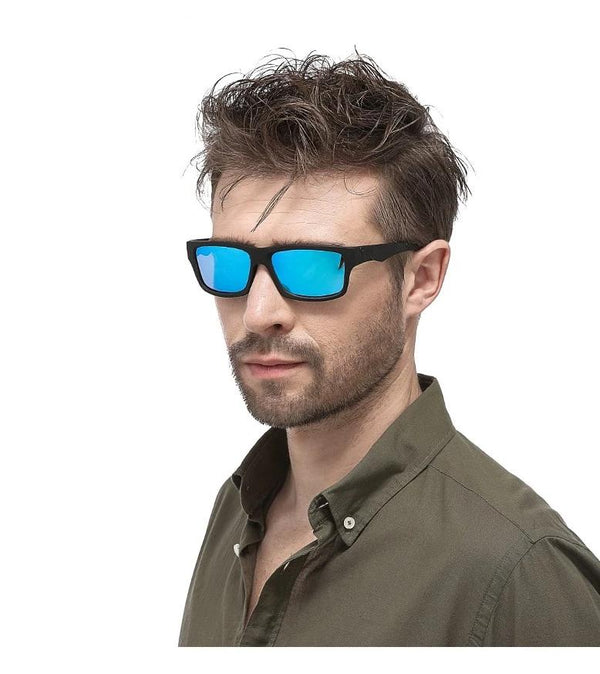 Sports Square Polarized Sunglasses For Men And Women -SunglassesTrendz