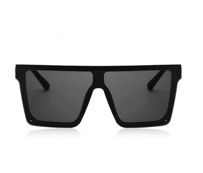 Celebrity Fashion Oversized Square Sunglasses For Men And Women