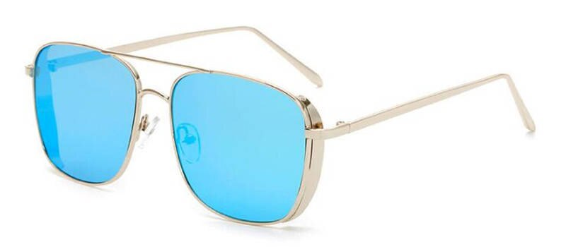 Hrithik Square Sunglasses For Men-SunglassesTrendz