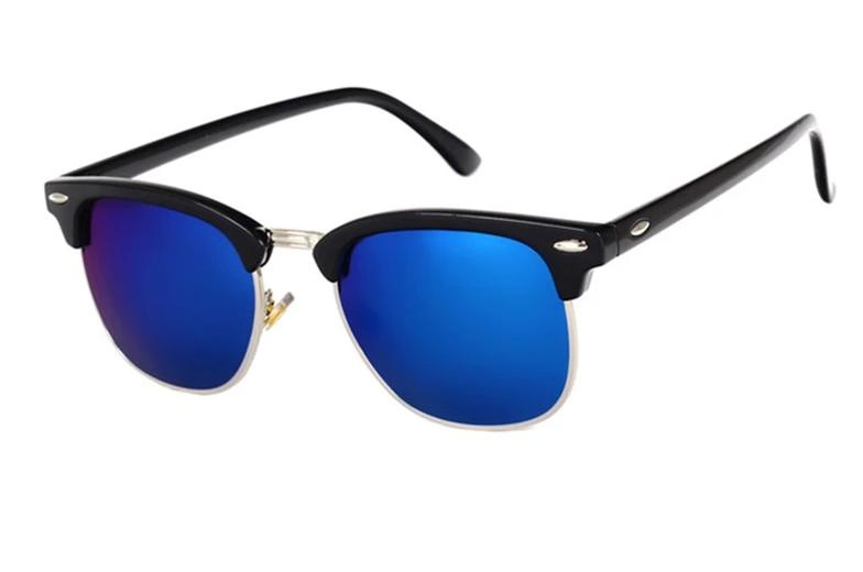 New Square Classic Clubmaster Sunglasses For Men And Women -SunglassesTrendz