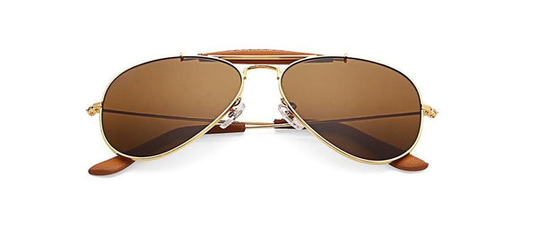 Aviator Bridge Sunglasses For Men And Women-SunglassesTrendz