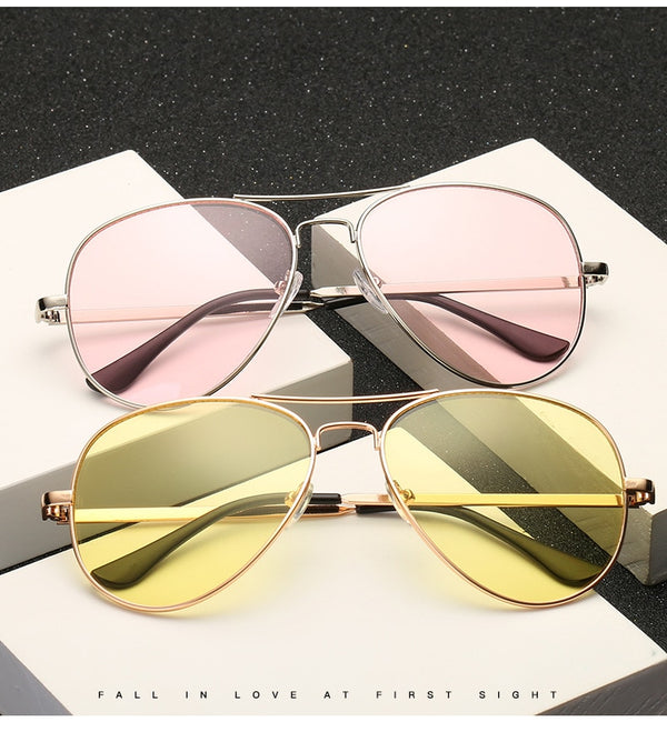 New Candy Color Sunglasses For Men And Women -SunglassesTrendz