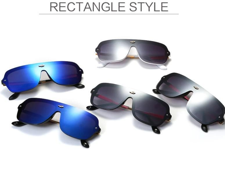 New Rimless sunglasses For Men And Women -SunglassesTrendz