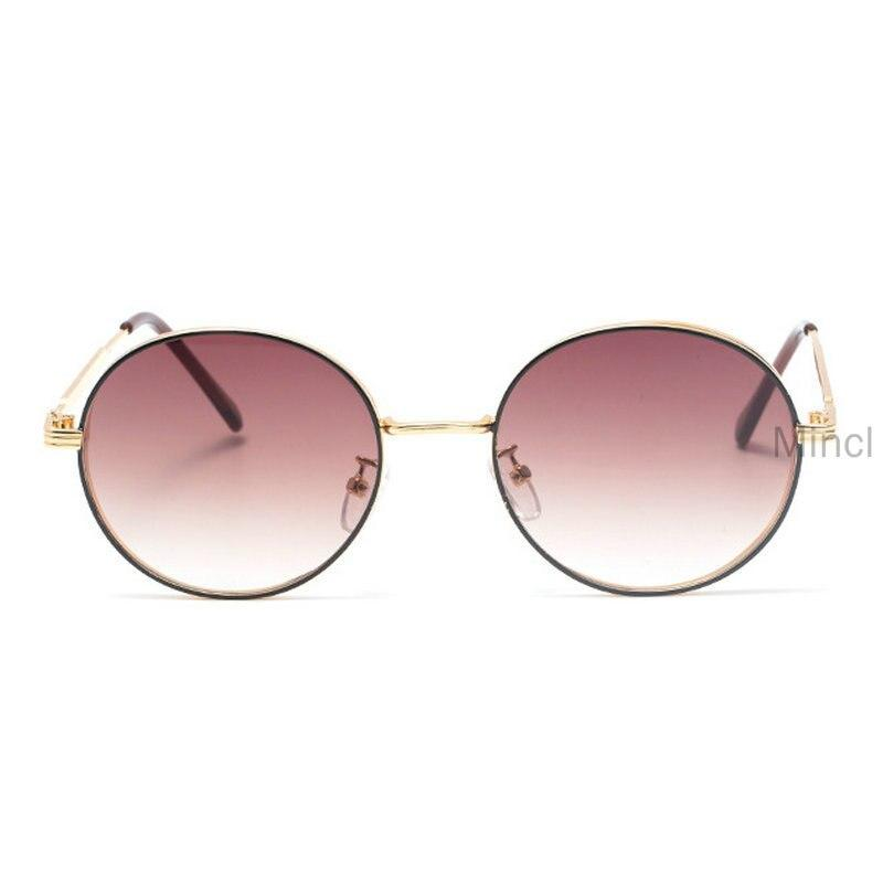 Classy Round Vintage Sunglasses For Men And Women -SunglassesTrendz