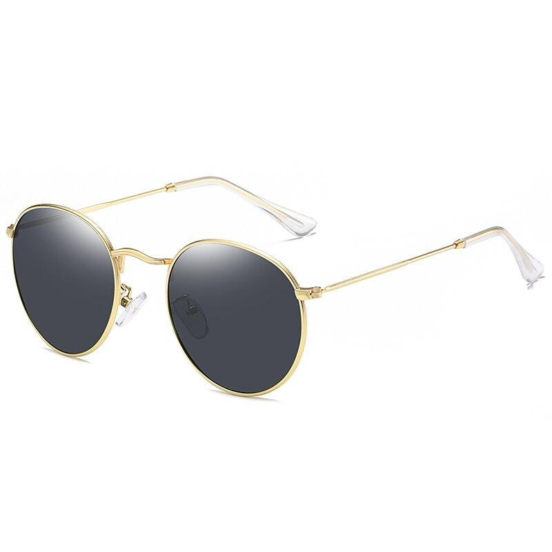 Round Sunglasses For Men And Women