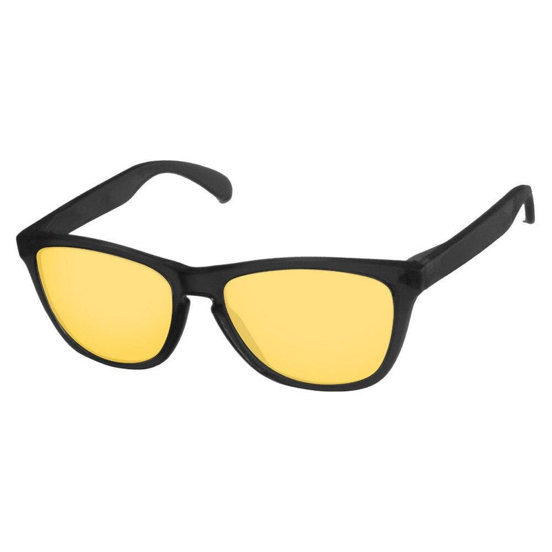 Yellow Mirror Polarized Sunglasses For Men And Women -SunglassesTrendz