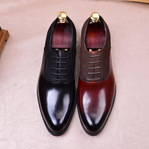 Classic Business Formal Wedding Party Wear Shoes For Men-SunglassesTrendz