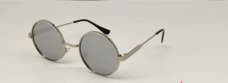 Round Vintage Sunglasses For Men And Women- SunglassesTrendz