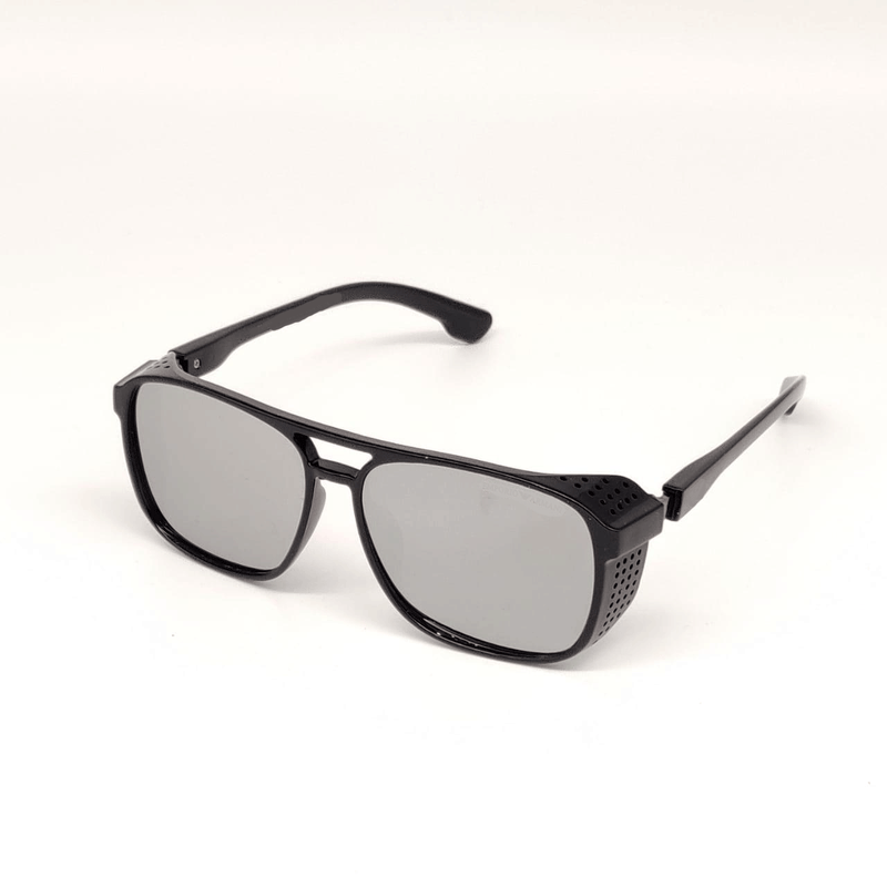 Square Side Cap Sunglasses For Men And Women-SunglassesTrendz