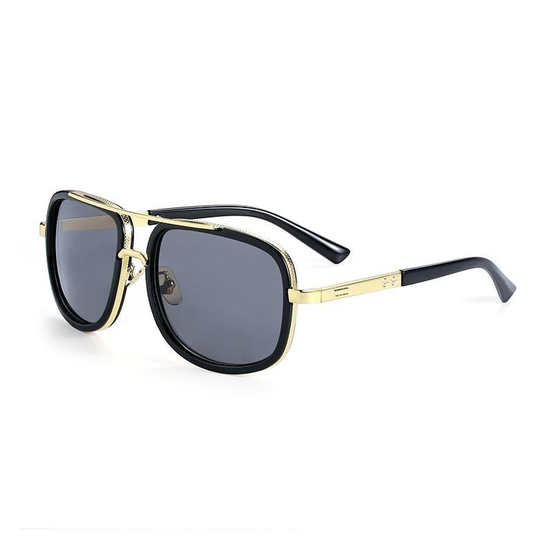 Celebrity Oversized Square Sunglasses For Men And Women