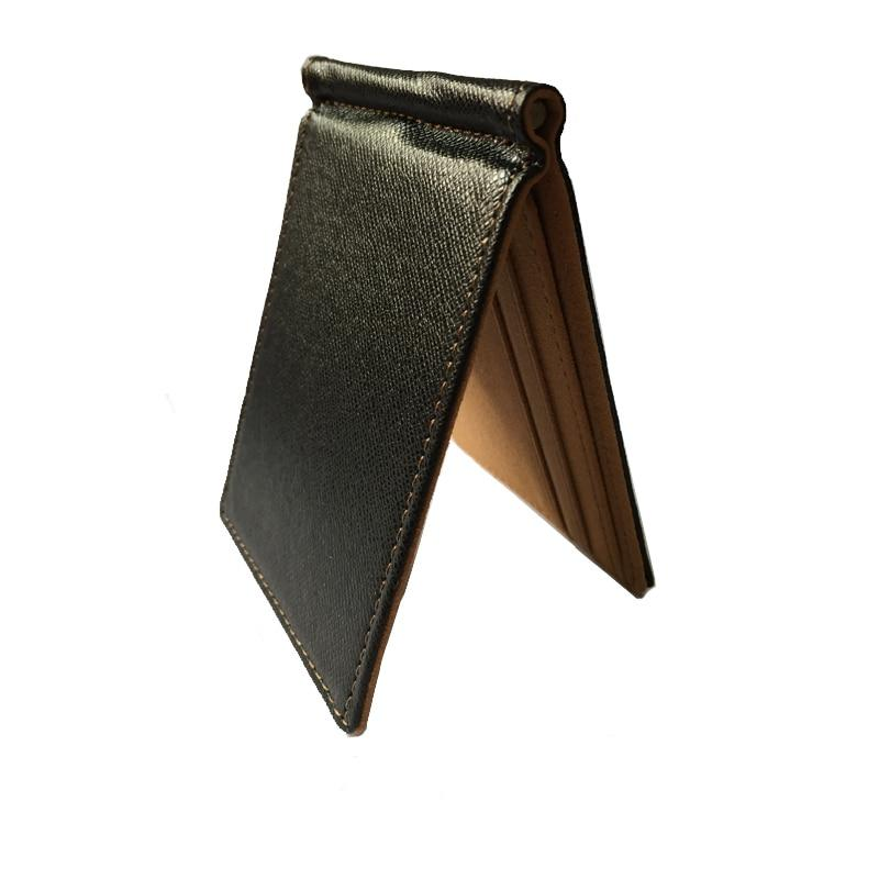 Stylish Money Clip For Men With Slim Pattern
