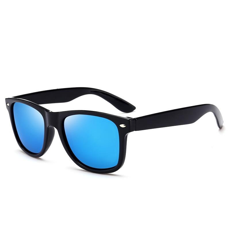 Polarized Square Frame Sunglasses For Men And Women -SunglassesTrendz