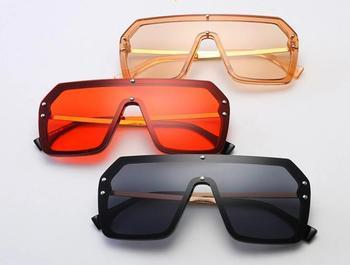 Stylish Rimless Candy Sunglasses For Men And Women-SunglassesTrendz