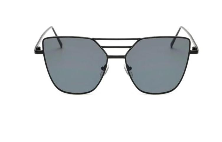 New Stylish Three Beam Sunglasses For Men And Women-SunglassesTrendz