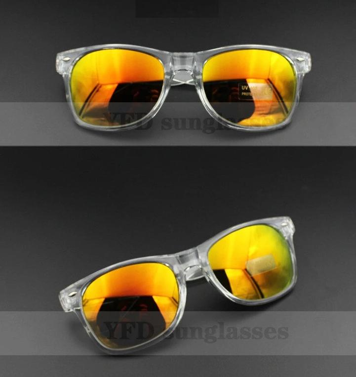 New Transparent Wayfarer Edition Sunglasses For Men And Women -SunglassesTrendz
